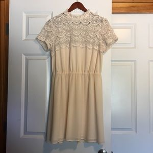 LIKE NEW Urban Outfitters lace dress